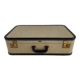 Vintage Mendell Cincinnati Hard Suitcase For Sale