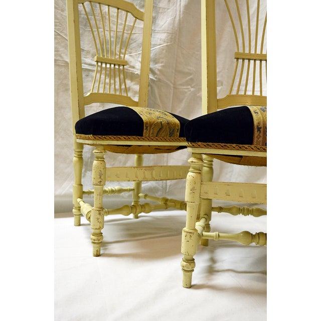 Chiavari High Back Chairs - A Pair - Image 4 of 9
