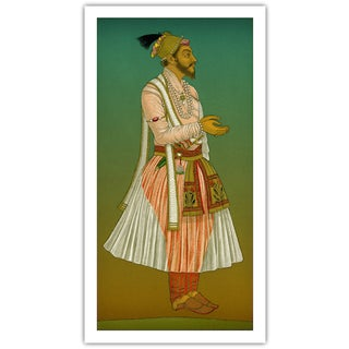 Antique 'Mughal 2' Archival Print For Sale