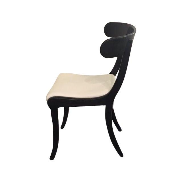 1930s Ebonized Klismo Chairs - Set of 4 - Image 1 of 10