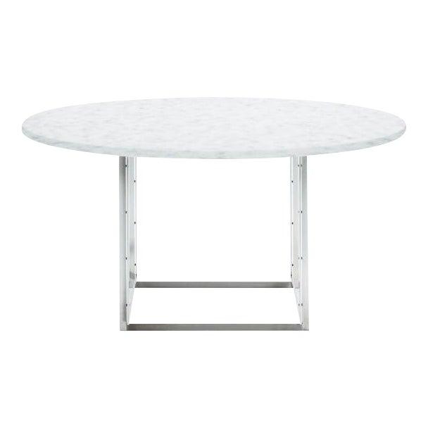 POUL KJAERHOLM PK 54 Dining Table, E. Kold Christensen ca. 1965 For Sale