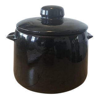 Vintage West Bend Bean Pot For Sale