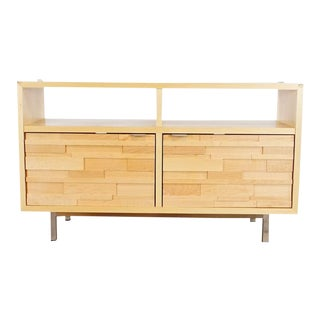 Innes Wooden Media Cabinet For Sale