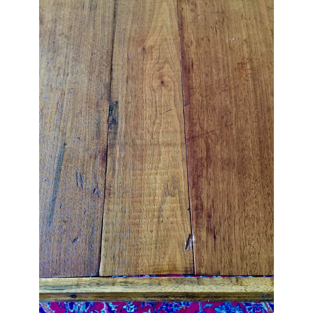 Antique Country Walnut Dining Table Chairish