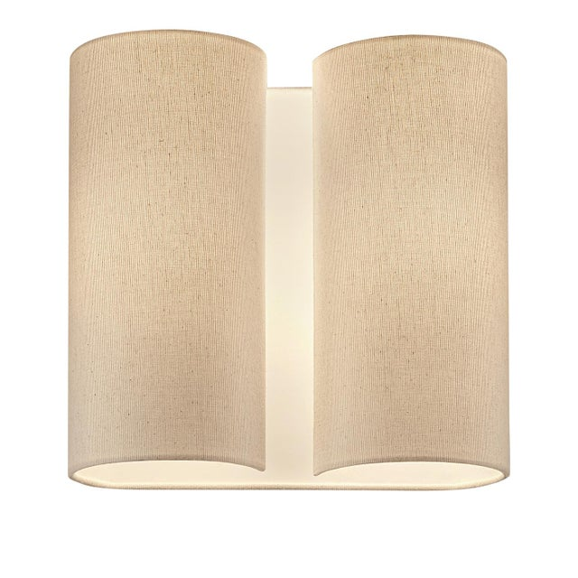 Natural Sconce Wall Light For Sale - Image 4 of 4