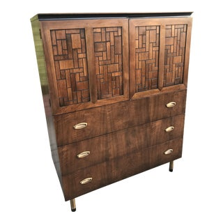 Bert England Mid-Century Gentlemen Chest For Sale