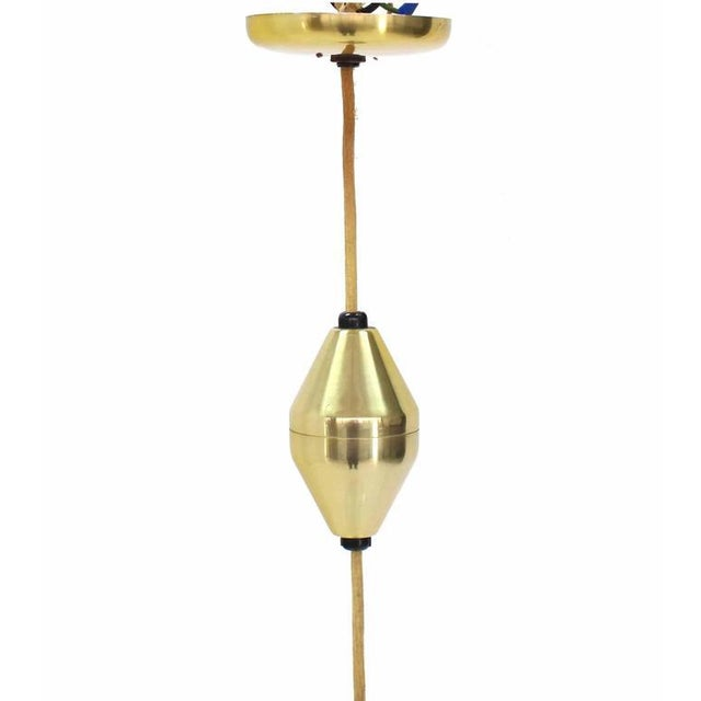 Retractable Adjustable Height Light Fixture For Sale - Image 9 of 10