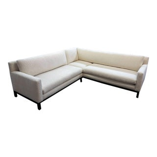 Modern Wolfe Sectional Sofa For Sale