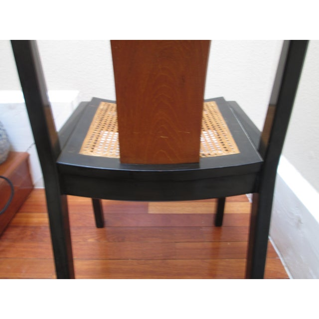 1950s 1950s Mid-Century Modern Michael Taylor for Baker Furniture Side Chair For Sale - Image 5 of 11