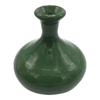 Vintage Stoneware Bud Vase