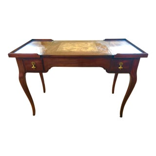Backgammon Table/Writing Desk/Console Table For Sale