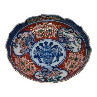 19th C. Japanese Imari Plate