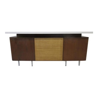 George Nelson Desk from a National Historic Landmark Eero Saarinen Building