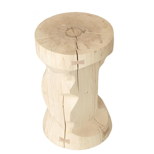 Contemporary Modern Table by Caleb Woodard For Sale - Image 3 of 5
