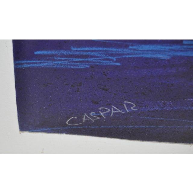 """Caspar"", Monoprint by Peter Alexander - Image 4 of 10"