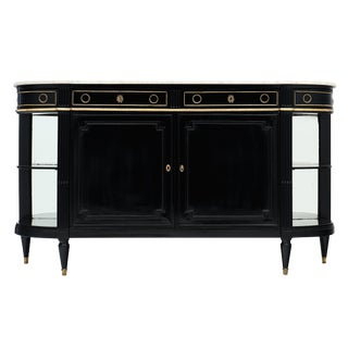 French Antique Louis XVI Style Credenza For Sale