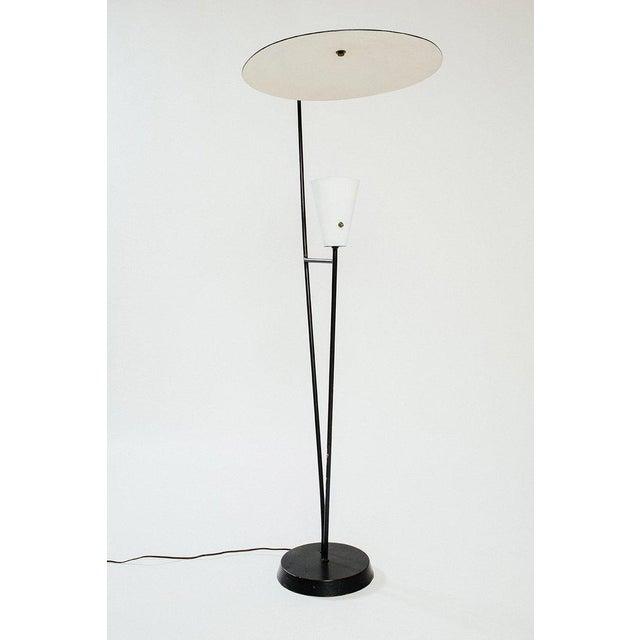 Mid-Century Modern David Wurster Floor Lamp For Sale - Image 3 of 5