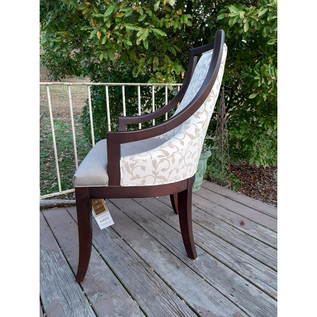 Contemporary Fairfield Caldwell Occasional Chair For Sale - Image 3 of 13