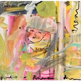 """""""Dream Dream"""" Original Painting"""