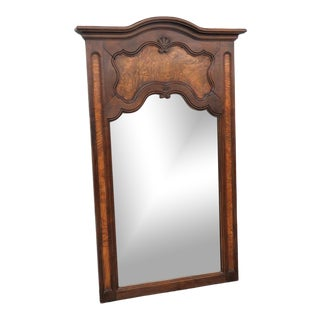 French Regency Style Accent Mirror For Sale