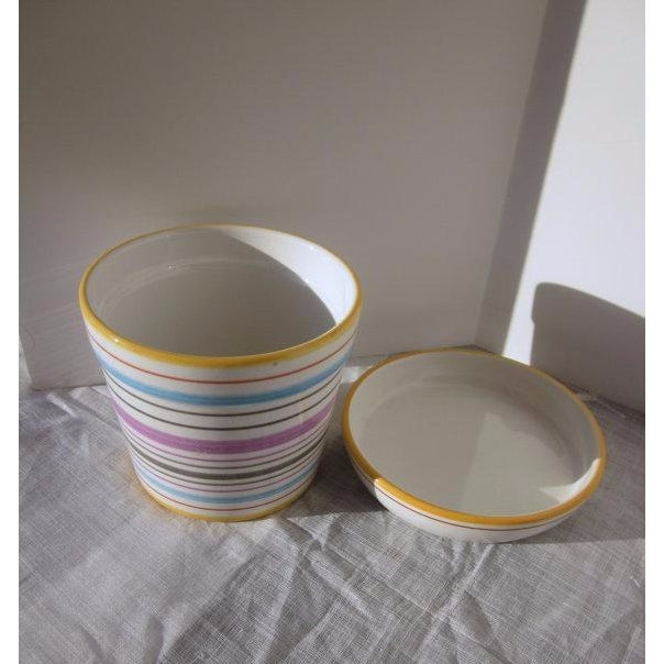 Tiffany & Co Planter Pot and Saucer - Image 5 of 6