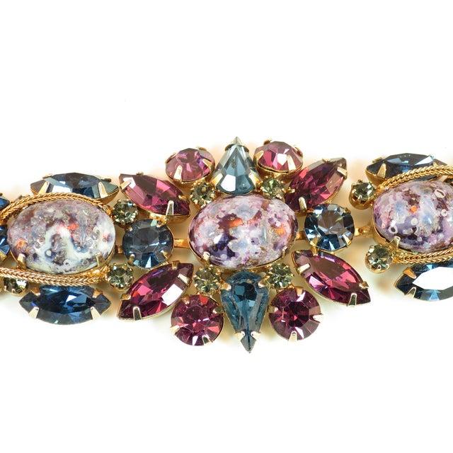 Juliana DeLizza & Elster Juliana Easter Egg Bracelet 1960s For Sale - Image 4 of 13
