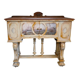 Calcutta Buffet Sideboard