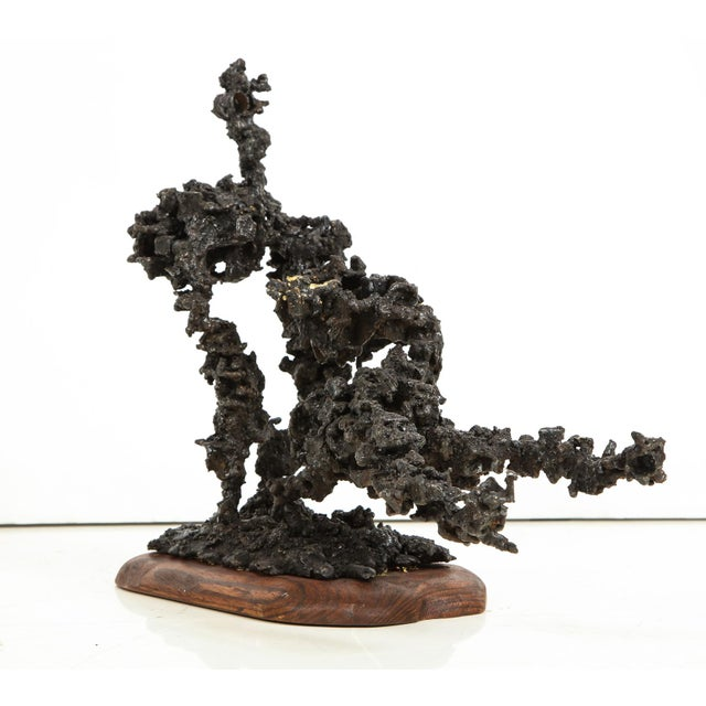 "James Bearden James Bearden ""Sprawl #4"" Brutalist Sculpture For Sale - Image 4 of 11"