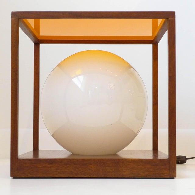 Quadrus Light Table by Paul Mayen for Habitat - Image 4 of 11