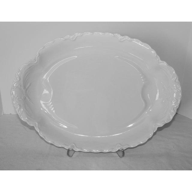 Antique French Haviland Platters - Set of 2 - Image 3 of 8