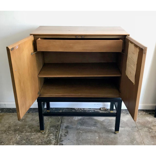 1960s Mid-Century Bar Sanford Furniture Co Permacraft Cabinet For Sale - Image 4 of 8
