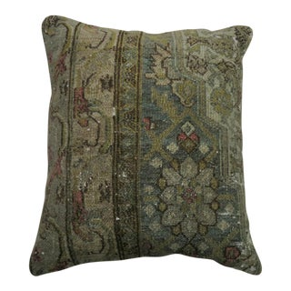 Malayer Rug Pillow For Sale
