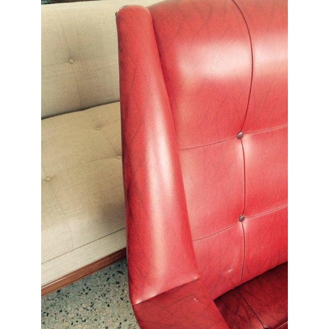 Gio Ponti 1960s Vintage Italian Gio Ponti Style Chairs - A Pair For Sale - Image 4 of 11