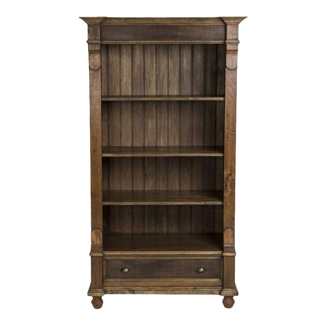 Image of Reclaimed Wood Bookcase