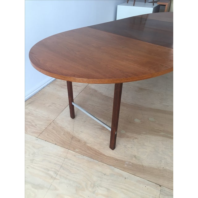 Mid-Century Oval Dining Table by Paul McCobb - Image 4 of 7