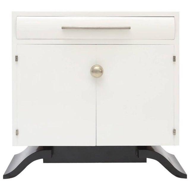 Bronze Belgian Art Deco Cabinet For Sale - Image 7 of 7