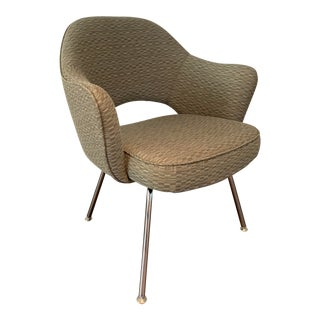 Knoll Green Dining Chairs For Sale