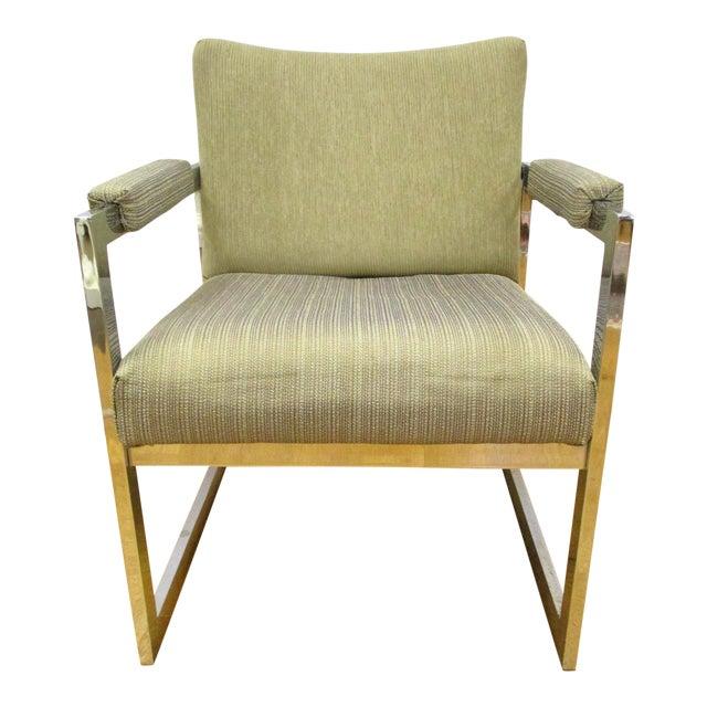 Mid-Century Modern Chair Chrome Chair For Sale