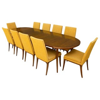 Stunning Dining Set by Harvey Probber For Sale