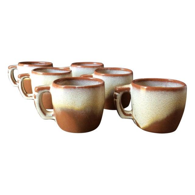 1950s Mugs by Frankoma - Set of 6 - Image 1 of 5