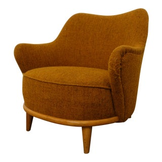 Mid Century Modern Heywood Wakefield Club Chair For Sale