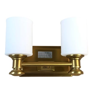 Minka-Lavery Harbour Point 2-Light Bath Vanity Light For Sale