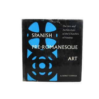 """Spanish Pre-Romanesque"" by A. Bonet Correa C. 1967"