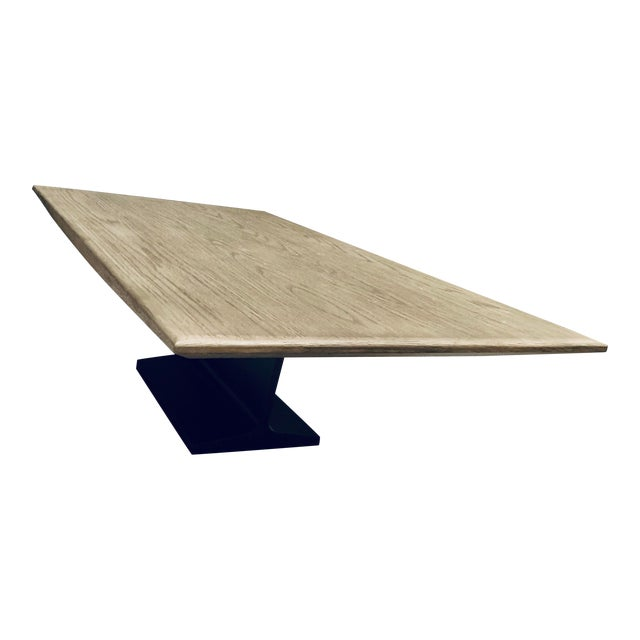 Restoration Hardware I-Beam Coffee Table For Sale