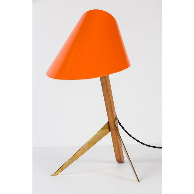1950s kalmar vienna billy tripod table lamp chairish 1950s kalmar vienna billy tripod table lamp image aloadofball Images