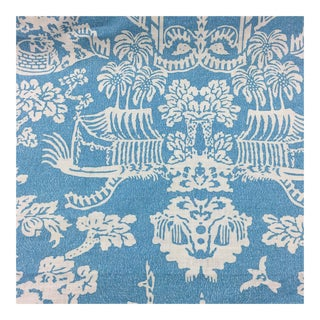 """Lhasa"" Brunschwig & Fils Fabric For Sale"