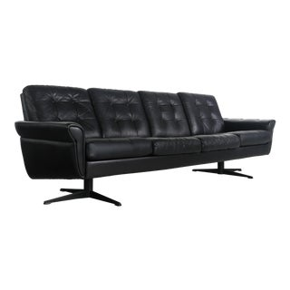 H.W. Klein for Bramin Four Seat Sofa, Denmark For Sale