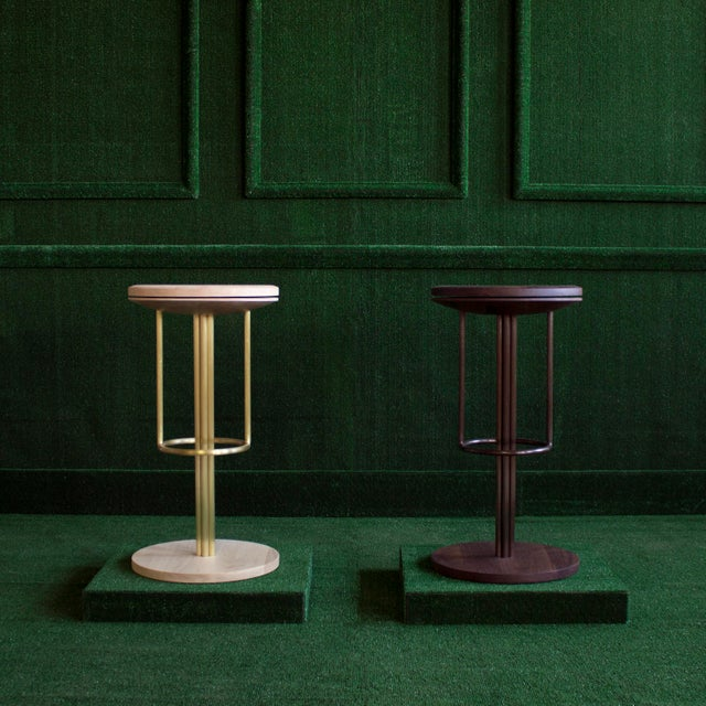 Inez Bar and Counter Stool For Sale - Image 9 of 10
