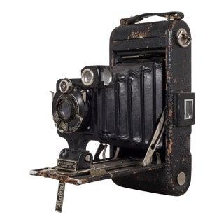 "Eastman Kodak ""No. 1a Pocket Kodak"" Folding Camera and Case C.1926 For Sale"