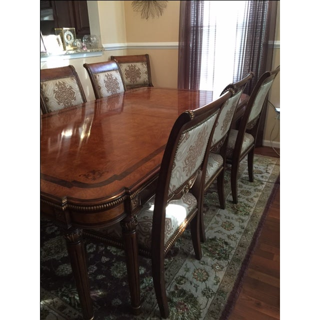 Transitional Style Dining Set - Image 10 of 11